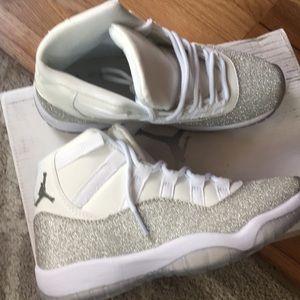 Jordan retro 11 glitter